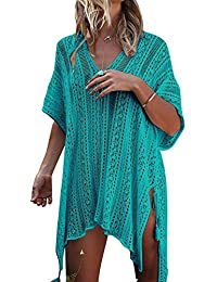 Women s Summer Swimsuit Bikini Beach Swimwear Cover up 171addf48