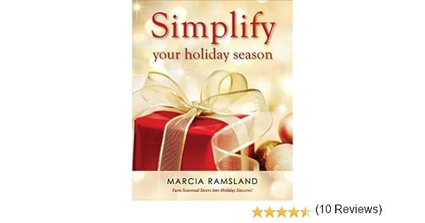 Workbook christmas kids worksheets : Simplify Your Holiday Season: Marcia Ramsland: 9781622090976 ...