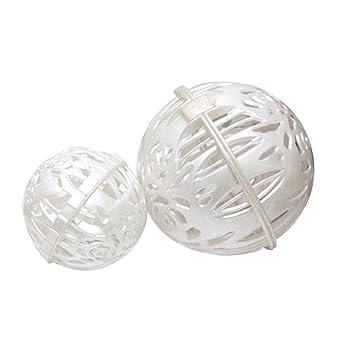 Paquete de 2 pelotas de lavado para brasier para lavadora ...