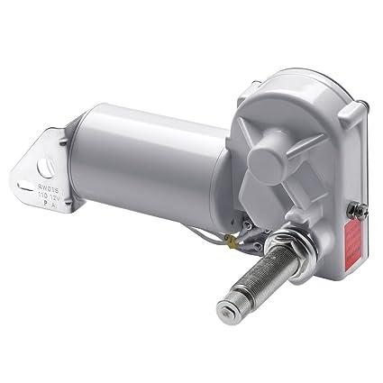 Vetus Motor 12 V limpiaparabrisas eléctrico Árbol Long RW