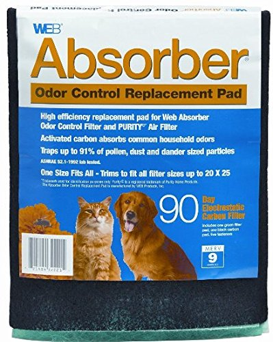 (WEB  Absorber Replacement Pad)