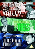 3 Tough Guys Of The Silver Screen - Vol. 2 - Vengeance Valley / The Big Trees / The Man From Utah