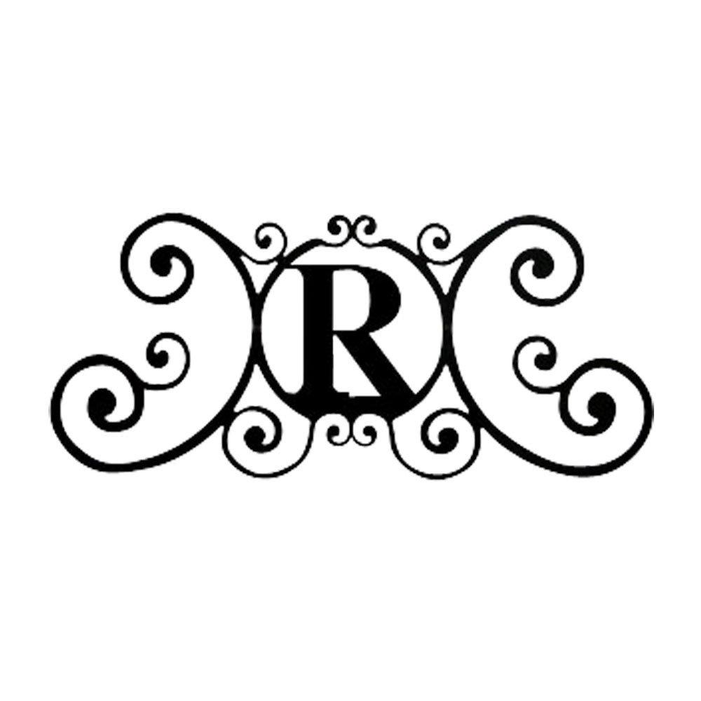 24インチ家Plaque文字R   B0042IPZJC