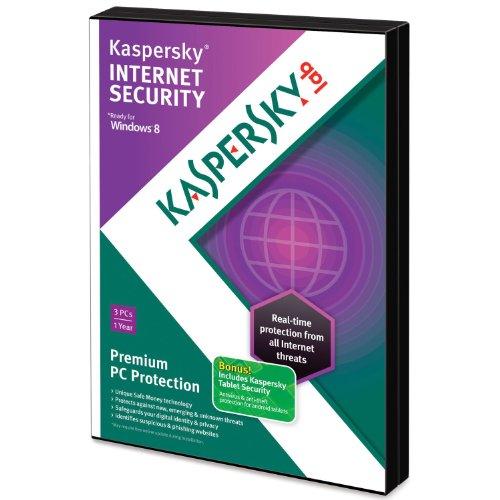 Kaspersky Internet Security Tablet Bonus