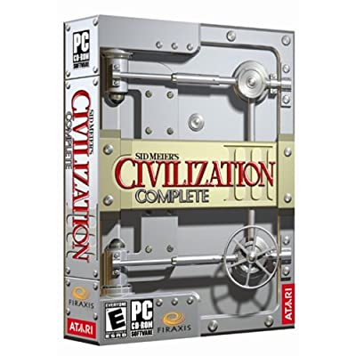 Image of Sid Meier's Civilization III Complete Games