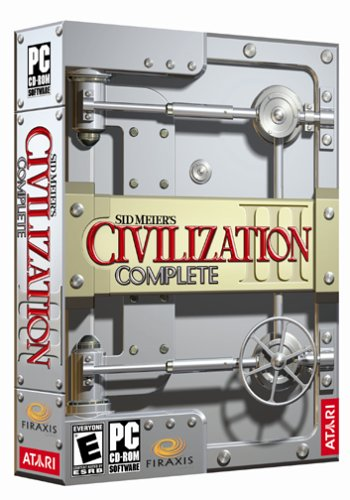 Sid Meier's Civilization III Complete (Pc 3 Civilization)