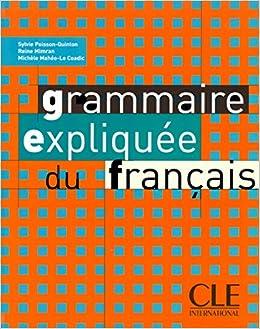 Grammaire Expliquee Du Francais Livre 2 Amazon Co Uk