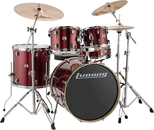 ludwig-element-evolution-5-piece-drum-set