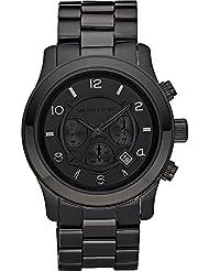 Michael Kors Watches Michael Kors Mens Steel Black Chronograph Sport