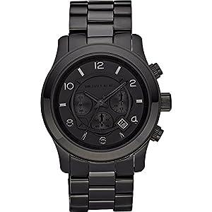 Michael Kors Watches Men's Black Chronograph Sport Watch