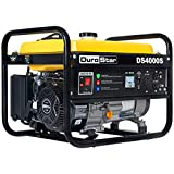 DuroStar DS4000S, 3300 Running Watts/4000 Starting Watts, Gas Powered Portable...