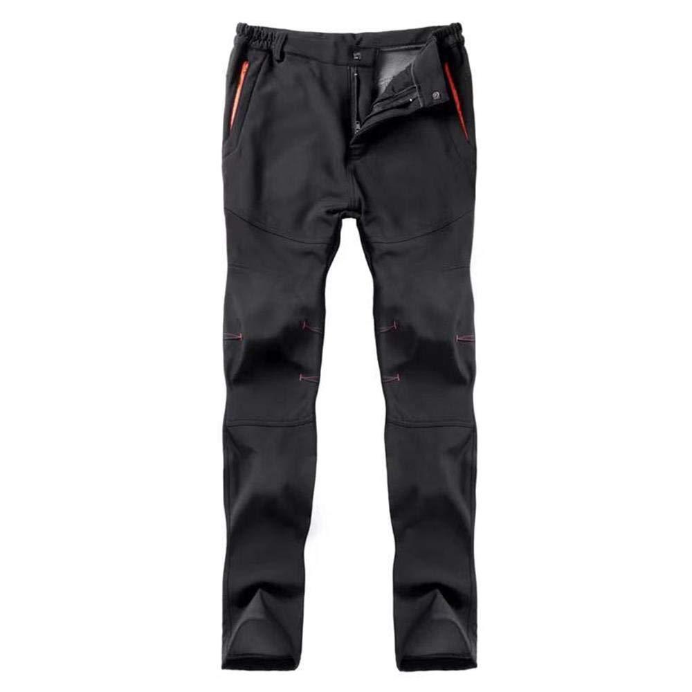 Outdoor Gore-Tex Hosen Männer Und Frauen Wasserdicht Atmungsaktiv Wanderhose Large Size Plus Velvet Cold Ski Pants