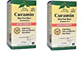 Terry Naturally / EuroPharma Curamin Extra Strength 60 Tablets – 2 Pack