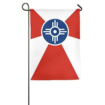 Large Flag City of Wichita Flag 3X5Ft