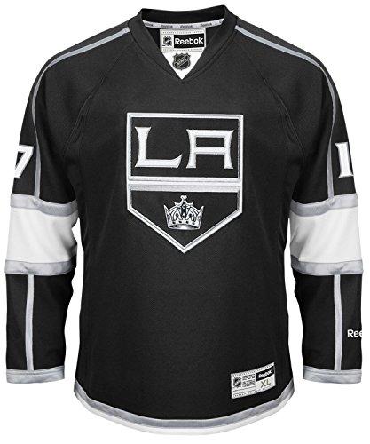 Tyler Toffoli Los Angeles Kings Black Reebok Premier Jersey (XL)