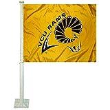 VCU Rams Car and NCAA Auto Flag
