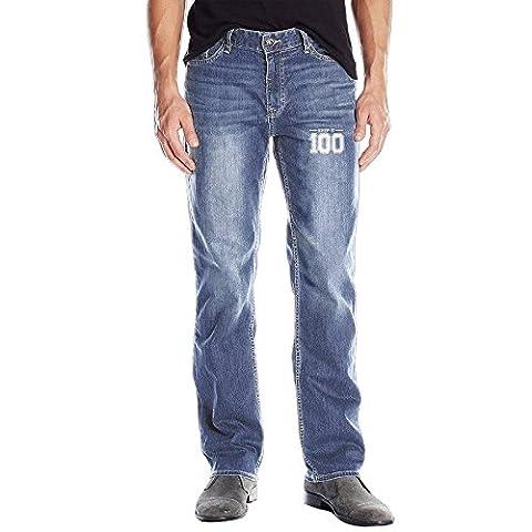 Keep It 100 Men Jeans (The Hundreds G Shock)