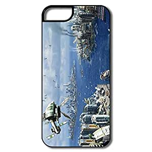 Cartoon Anno 2070 IPhone 5/5s Case For Family