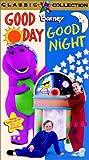 Barney - Good day Good night [VHS] [Import]