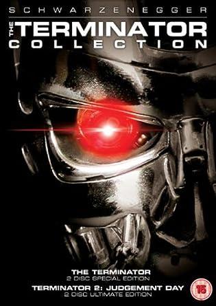 Terminator 1 & 2 Projects - Original Trilogy