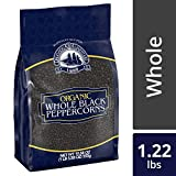 Drogheria & Alimentari Organic Whole Black Peppercorns, 19.58 oz