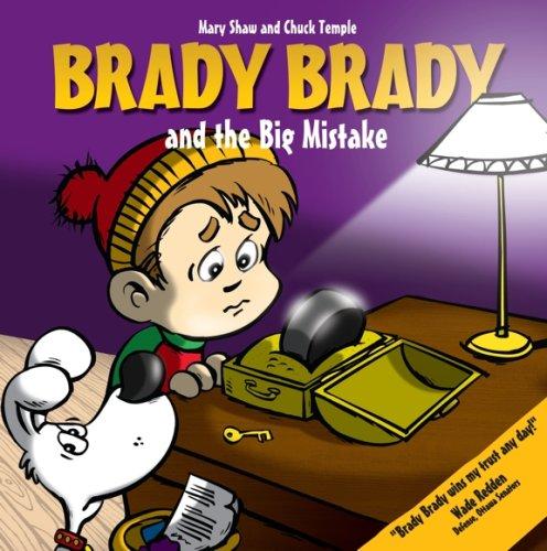 Brady Brady And the Big Mistake pdf epub