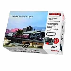 Märklin 29539 - Juego de tren eléctrico digital con tren de mercancías [importado de Alemania]