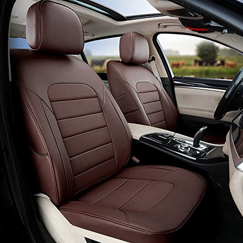 Special Leather Car Seat Covers For Porsche Cayenne Macan: AutoDecorun Custom Fit Leatherette Front & Rear Seat