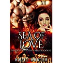 Sea of Love (Book 12 of Silver Wood Coven): A Serial MFM Paranormal Romance