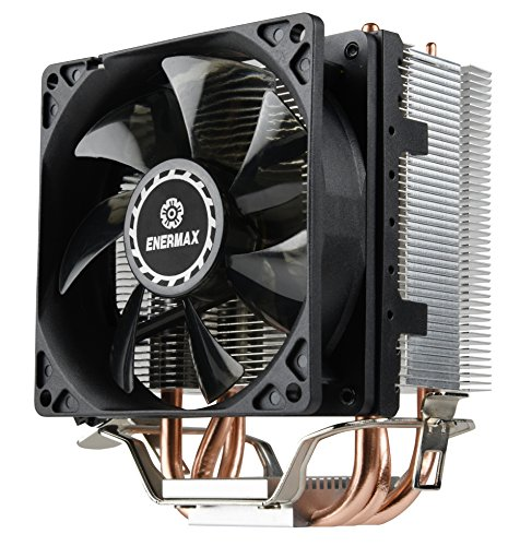 Enermax CPU Cooler 130W Intel/AMD with AM4 Support - ETS-N31-02