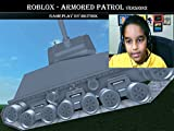 Clip: Roblox - Armored Patrol gameplay by Hrithik