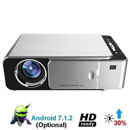 AINGOL - Mini proyector portátil para Cine en casa DLP (1080p ...