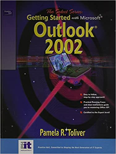 Getting Started with MS Outlook 2002