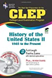 CLEP History of the United States II w/CD