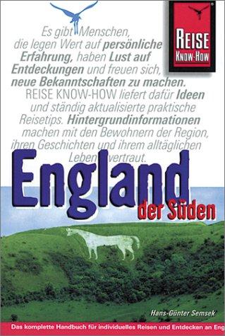 England. Der Süden. Reise Know- How