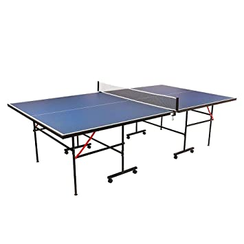 Pleasant Blue Table Tennis Table Professional Tournament Full Size Indoor Outdoor Download Free Architecture Designs Embacsunscenecom