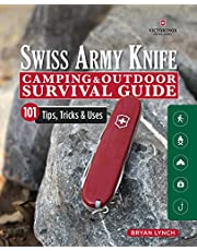 Save on Victorinox Swiss Army Knife Camping & Outdoor Survival Guide: 101 Tips, Tricks & Uses. Discount applied in price displayed.