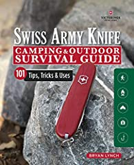 Sharpen your survival skills with this handy guide for your Swiss Army Knife!                       Must-have manual for fishing, camping, hunting, hiking, scouting, and outdoor adventures         Handle 101 emergencies from s...