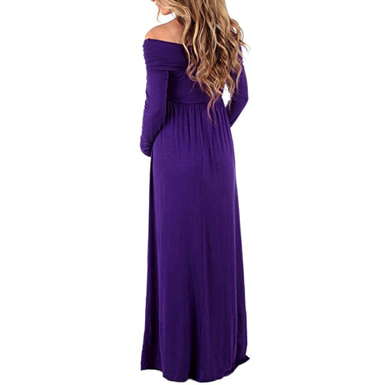 Amazon.com: Ankola Women Cowl Neck Off Shoulder Long Sleeve ...