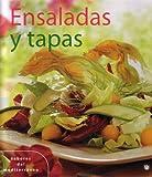 Ensaladas y Tapas, RBA Libros SA Staff and VARI0S AUTORES, 8478713557