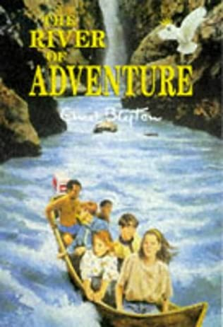 book cover of The River of Adventure