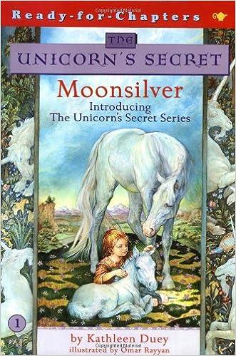 Amazon com: Moonsilver (The Unicorn's Secret #1