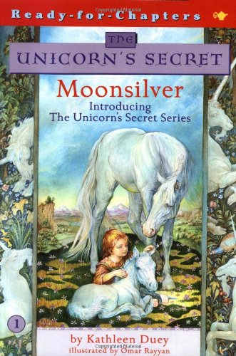 Moonsilver (The Unicorn's Secret #1)