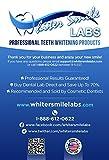 Whiter Smile Labs Teeth Whitening Trays - BPA