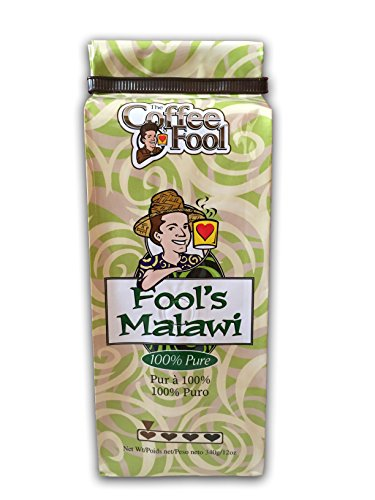 The Coffee Fool Malawi, Strong Drip Grind, 12 Ounce