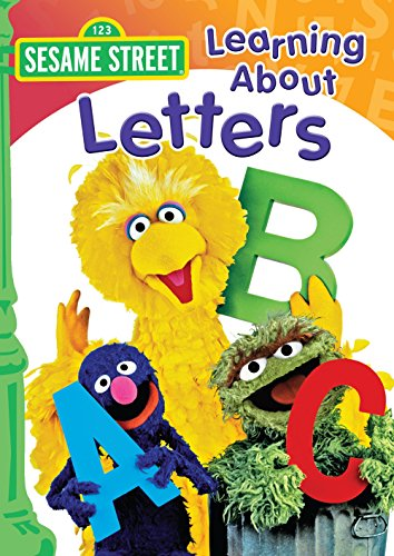 Amazon Com Sesame Street Learning About Letters Lena