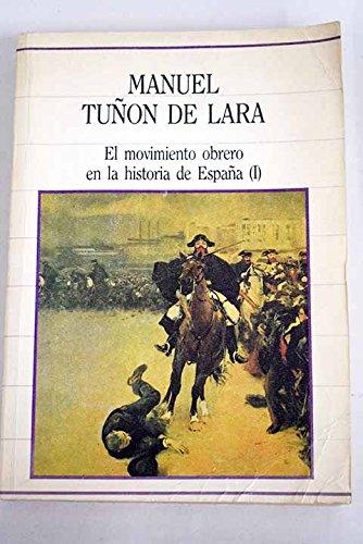 EL MOVIMIENTO OBRERO EN LA HISTORIA DE ESPAÑA. II tomos: Amazon.es: Tuñón de Lara, Manuel: Libros