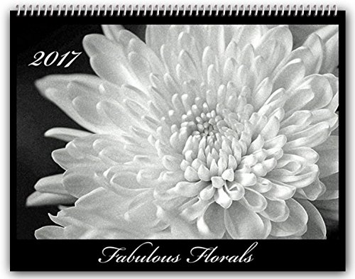Old Fashioned Rose Bouquet (2017 Fabulous Florals Wall Calendar Large 11x14