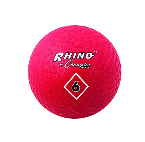 Champion Sports 6-Inch Playground Ball ()