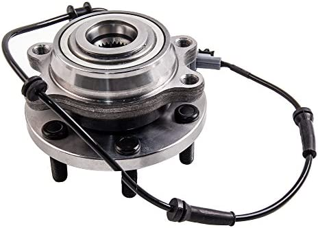 Wheel Bearing In Spanish >> Maxpeedingrods Front Hub Wheel Bearing Assembly For Nissan